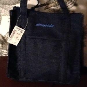 Aeropostale Denim Bag NWT
